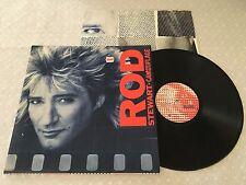 ROD STEWART CAMOUFLAGE + INNER 1984 AUSTRALIAN RELEASE LP