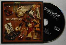 Soulsavers It's Not How Far You Fall Advance Cardcover CD Mark Lanegan