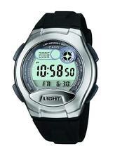 Casio Herrenuhr Armbanduhr W-752-1AVES Herren Digital Uhr Unisex Damen Schwarz