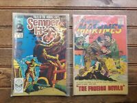 "Lot 2 Comics ""SEMPER FI: tales of ... & Fightin Marines ""the foreign devils"""
