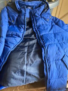 boys winter coat 11-12 George (Asda) Height 146cm -152 Cm Polyester 100%