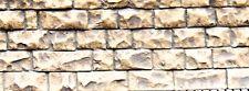 Chooch Flexible Wall Self Adhesive Medium Cut Stone Model Trains #8262 - New
