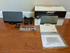 BOSE SoundDock Series 1 Digital Music System 30 Pin iPod Dock + Accessories NICE