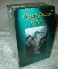 """Inspirational Glory"" 3 Cassette Set New Factory Sealed Traditional Gospel Music"