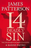 14th Deadly Sin (Women's Murder Club) by Patterson, James, Paetro, Maxine