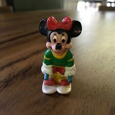Minnie Mouse Figurines 1968 Now For Sale Ebay