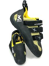 Millet Hybrid Yellow Black Rock Climbing Shoes Us Womens 6 B8