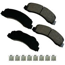 Disc Brake Pad Set-ProACT Ultra Premium Ceramic Pads Front Akebono ACT1414