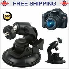 In Car Windscreen Suction Mount Tripod Holder For D-SLR Digital Camera Camcorder