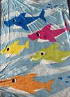 PINKFONG+Baby+Shark+Full+Underwater+Friends+Bed+Blanket+%7C+62%22+x+90%22+%7C+