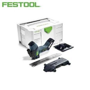 Scie à matériaux isolants sans fil Festool Isc 240 Li Eb Basic 574821