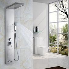 Bathroom Multi Function Shower Panel & Handheld Shower Spray Wall Mounted Set