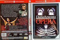 Dario Argento - OPERA (1987)  DVD EX NOLEGGIO - CECCHI GORI