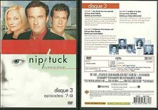 DVD - NIP TUCK : SERIE TV / SAISON 1 - EPISODES 7 à 9