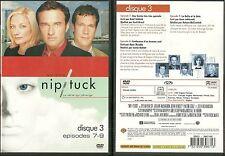 DVD - NIP TUCK : SERIE TV / SAISON 1 - EPISODES 7 à 9