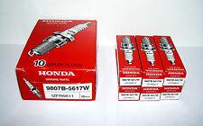 HONDA ACURA OEM SET OF 6pcs IZFR6K11 LASER IRIDIUM SPARK PLUGS