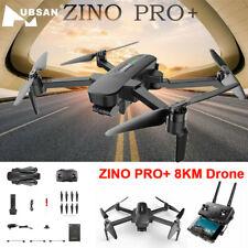 Hubsan Zino Pro+ Drone 5G WiFi App HD Camera 4.5KM FPV 3-Axis Gimbal Quadcopter