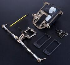 Baja Centre Symmetrical Steering Kit CNC Ti/Si Savox Hitec 5B 5T SC PRC KM Rovan