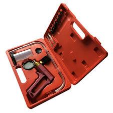 Manual Vacuum Pump Brake Bleeder Auto Hand Held Pistol Pump Tester Kit