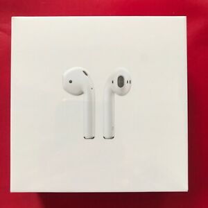 Apple Airpods with Chargin Case - 2nd Generation - MV7N2ZM/A - Brand New Sealed