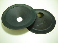 """Pair 10"""" Paper Speaker Cones - Recone Parts - 76000745"""
