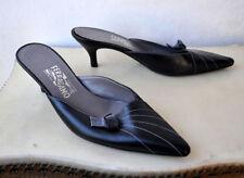 Mules Medium Width (B, M) Slim Heels for Women