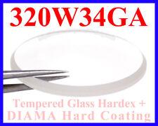 Mineral Crystal Glass 320W34GA DIAMA + AR  for Seiko Turtle 6309-7040 6309-7049