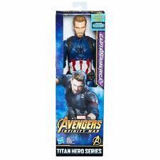 Captain America Marvel Infinity War Titan Hero Titan Hero Power Fx Port HASBRO