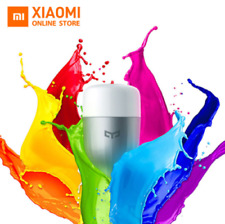 Original Xiaomi Mi Yeelight E27 color WIFI Smart Light bulb lifx alternative