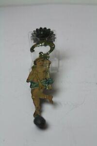Kerzenhalter um 1880 Litho Engel