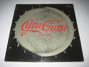 Guru Guru - Tango Fango - Brain 1089 - German 1977 VG / G