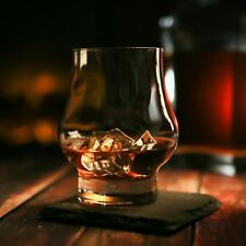 Reserve Whiskey and Scotch Glasses. Premium Glass for Bourbon Rocks Cocktails
