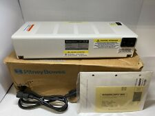 Pitney Bowes W853 Ink Dryer W/ Original Box + Manual   Heater Is In Great Shape