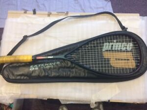 Prince Squash Racket - Extender OS DuraLite With Case