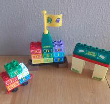 Spare Mega Blocks Thomas nd Friends ABC Sodor library