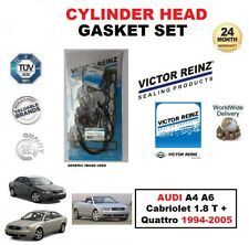 Victor Reinz CABEZA JUNTA CONJUNTO PARA AUDI A4 A6 Cabrio 1.8 T + QUATTRO 1994-2005