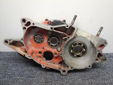 1979 Honda CR250 Left side engine motor crankcase crank case 79 CR 250