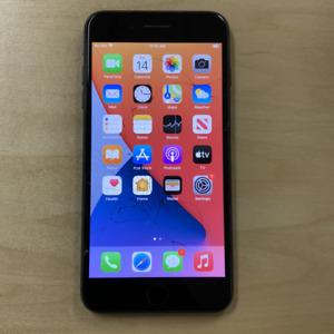 Apple iPhone 8+ - 256GB - Gray (Unlocked) (Read Description) CA1107
