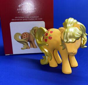 2020 Hallmark My Little Pony Applejack Apple Jack Keepsake Ornament