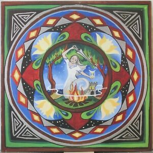 COLLIE RYAN The Hour Is Now LP top Hippy Folk from early 1970s NEW copy Ltd. Ed.