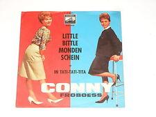 "Conny Froboess - 7"" Single - Little bittle Mondenschein - Electrola E 22 711"