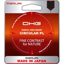 MARUMI CPL DHG 77mm FILTER POLARIZER Polarization CIRCULAR slim Japan