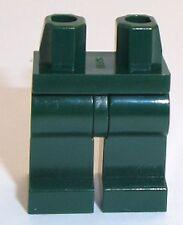 Lego piernas Verde Oscuro X 1 para Minifigura