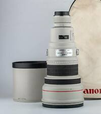 Objetivo canon lens EF 400mm f2, 8 l Ultrasonic SHP 42340