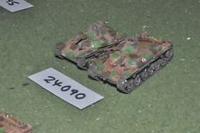 20mm WW2 / japanese - 2 figures - tanks (24090)