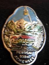 Achensee Pertisau 930m used badge stocknagel hiking medallion G4634