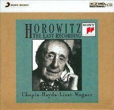 HOROWITZ: THE LAST RECORDING [HDCD] NEW CD