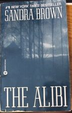The Alibi by Sandra Brown (2000, Paperback, Reprint)