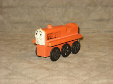 RARE Thomas Wooden Railway 1992 Terence Flat Magnets staples