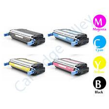 HP CB400A CB401A CB402A CB403A Color Cartridge Set for CP4005 CP4005n CP4005dn